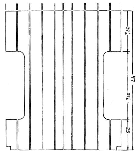 Long Wheelbase Fleetside Bed Wood Short