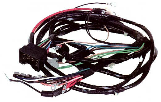 frontlightharness wire harness 3 1985 Chevy Truck Wiring Harness at alyssarenee.co