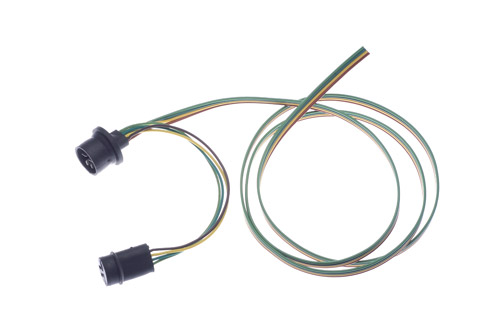 Wire Harness 3. 196782 Trailer Wiring Harness. GM. 1967 GMC Tail Light Wiring Diagram At Scoala.co